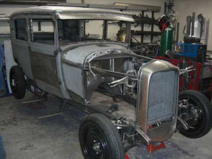 Ford 28-31 Model A